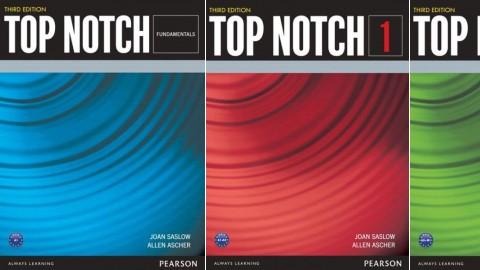 نرم افزار کتاب تاپ ناچ 1    TOP NOTCH ACTIVE BOOK 1 A