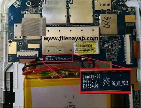 دانلود رام تست شده فارسی تبلت Hotpad با مشخصه برد f6_mb_v2.2