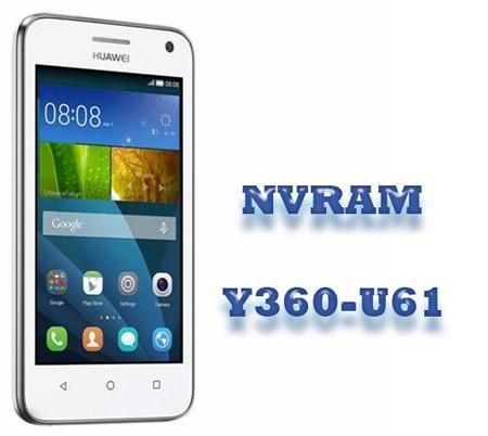 nvram y360-u61 ترمیم سریال