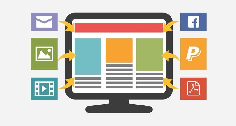 طرح تجاری شرکت طراحی صفحات وب