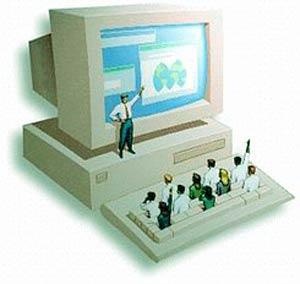 درباره آموزش مجازی: آموزشی از نوع دیگر