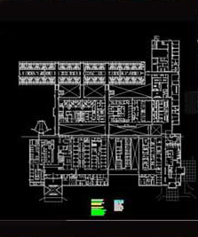 دانلود رایگان نقشه بیمارستان