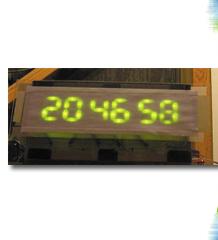 پروژه ساعت دیجیتال با AVR و سون سگمنت