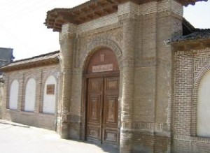 خانه کلبادی ها واقع در ساری