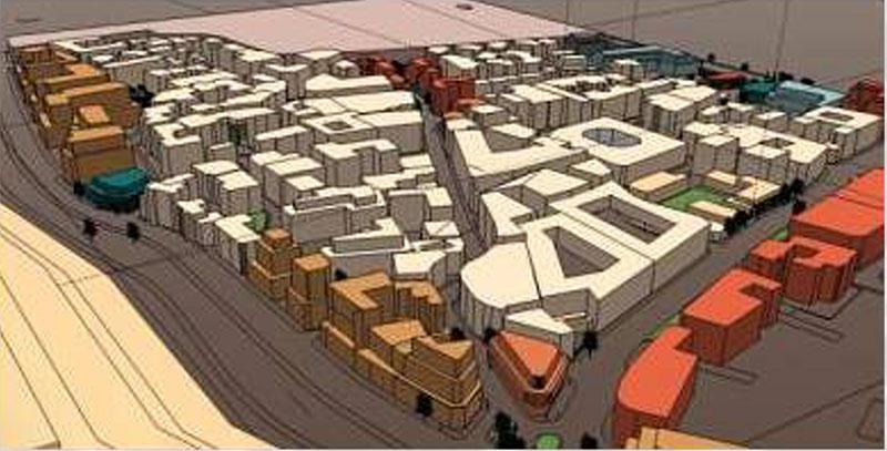 مجموعه مقالات برای برنامه ریزی و طراحی محله و مرکز محله