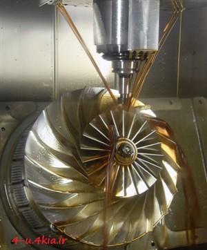 دانلود مجموعه مقاله و فایل آموزشی با موضوع ماشینکاری و برنامه نویسی CNC