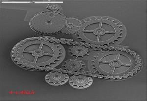 دانلود مجموعه مقاله و فایل آموزشی : سیستم های میکرو الکترو مکانیکی MEMS