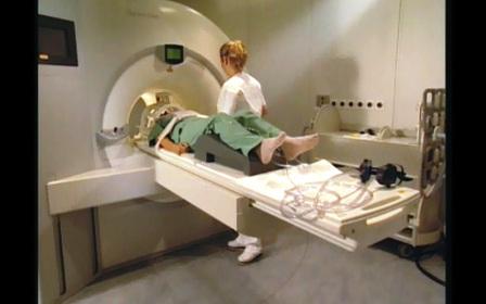 فیلم آموزشی وضعیت دهی و ایمنی در MRI