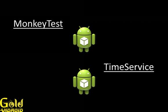 پاکسازی کامل ویروس های جدید اندرویدی Monkey Test و Time Service