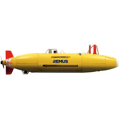 انواع زیرسطحی بدون سرنشین AUVها، UUVها  و بررسی پارامترهای مهم در سیستم رانش