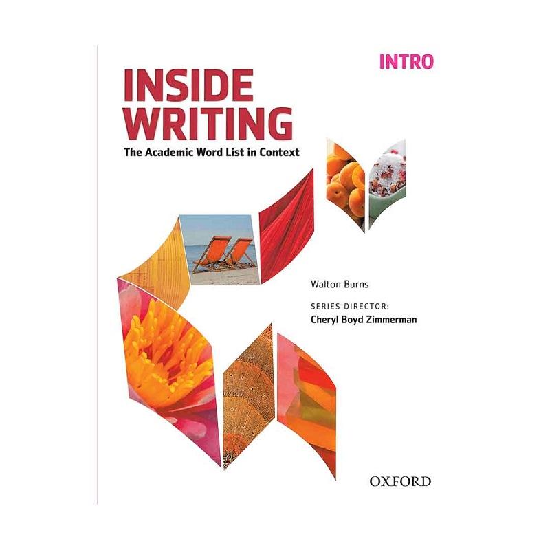 پی دی اف پاسخنامه کتاب INSIDE Writing Intro