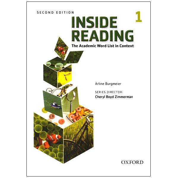 پی دی اف پاسخنامه کتاب INSIDE Reading1