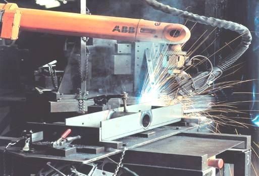 پروژه آماده: بررسي رباتهای صنعتي و مشخصات و اصول طراحی آنها در جوشكاري  - 119 صفحه فایل ورد word