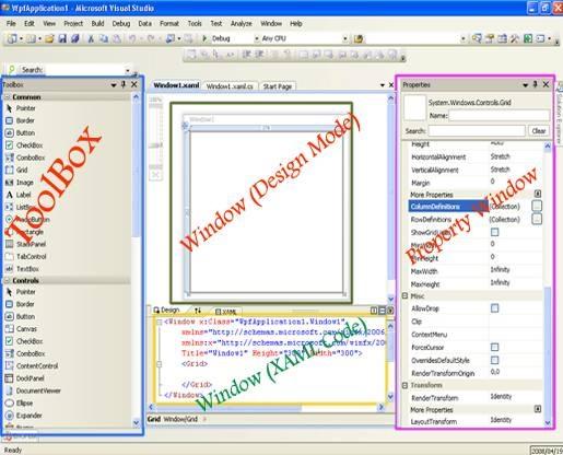 پروژه آماده: بررسی تکنولوژی WPF -   Windows Presentation Foundation (فایل ورد - 66 صفحه)