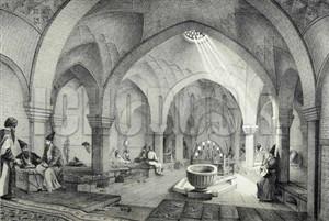 دانلود پاورپوینت تحلیل گرمابه - معماری اسلامی 41 اسلاید
