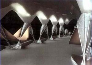 دانلود پاورپوینت روانشناسی در معماری - انسان طبیعت معماری