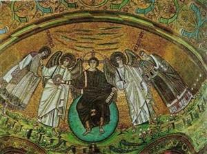 دانلود پاورپوینت هنر صدر مسیحیت، بیزانس و معماری اسلامی