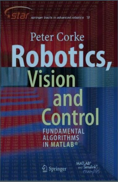 Robotics, Vision and Control  Fundamental Algorithms in MATLAB