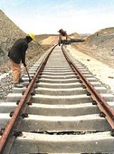 دانلود گزارش کارآموزی در راه آهن (فرمت فایل word ورد )تعداد صفحات 23