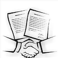 تنظیم کاملترین قراردادهای کاری و معاملاتی و تجاری