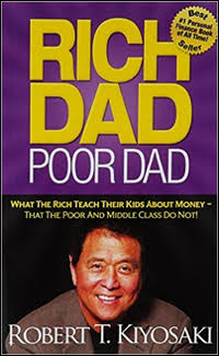 کتاب صوتی پدر پولدار، پدر بیپول