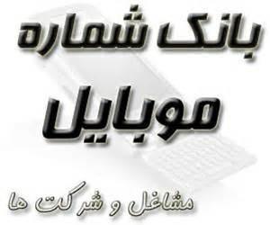 پکیج بانک شماره موبایل مشاغل ( آپدیت بهمن 95)
