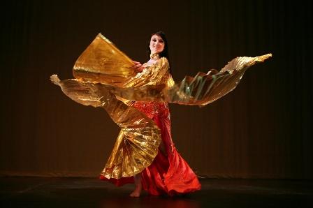 آموزش رقص عربی مقدماتی  پکیج شماره 1