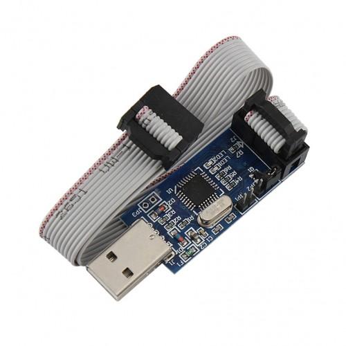 فایل کامل پروگرمر USBASP به همراه PCB, نرم افزار ProgISP,سورس و درایور پروگرمر