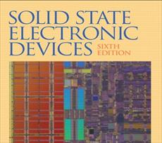 Solutions Manual to Solid State Electronic Devices  کتاب فیزیک الکترونیک استریتمن انگلیسی