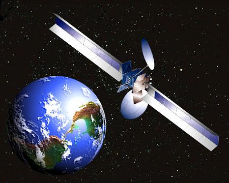 نرم افزار  حفره یاب ماهواره ای