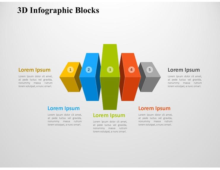 Infographic-Blocks