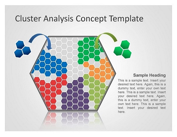 Cluster Analysis Concept Template