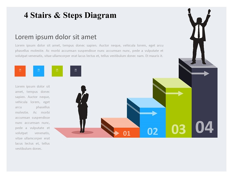 Stairs-Steps-PowerPoint