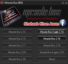 کرک باکس میراکل Miracle Box 9IN1