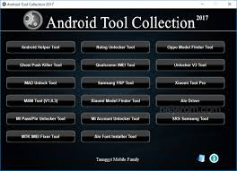 برنامه Android Tool Collection 2017