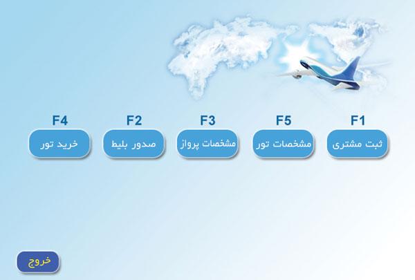 تجزیه تحلیل سیستم آژانس هواپیمایی با نرم افزار visio