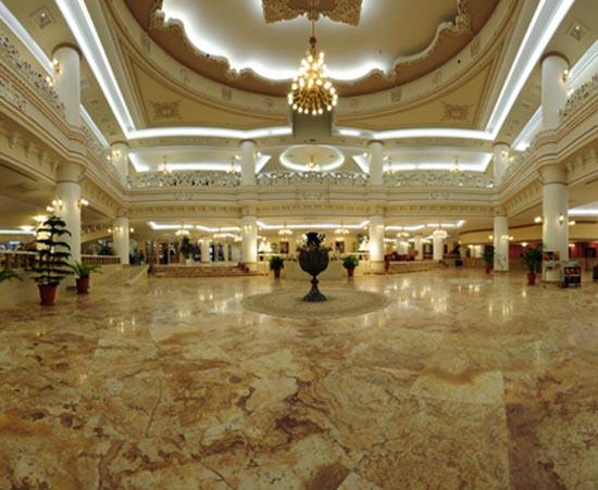 پاور تحلیل و استانداردهای هتل بهمراه نمونه های موردی ( در داخل و خارج )