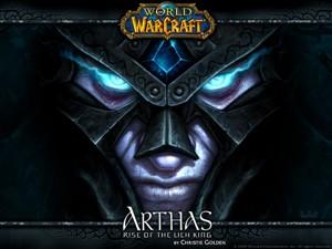 آرتاس-ظهور لیچ کینگ