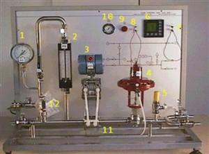 گزارش آزمایش کنترل فشار PC