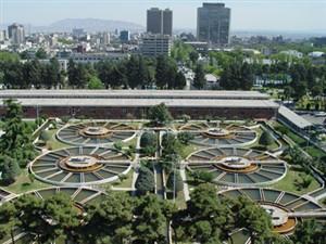 گزارش کارآموزی تصفیه خانه آب تهران