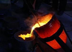 کارآموزی در شرکت ذوب فلزات ایمن کار
