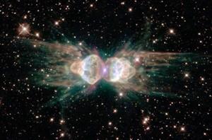مقاله نجوم - مراحل تشکیل ستاره از تولد تا مرگ