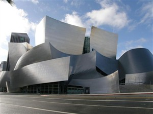آشنایی با معماری معاصر فرانک گهری