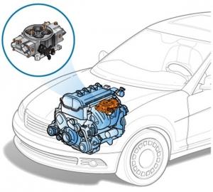 سیستم سوخت رسانی خودرو