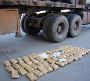 پروژه بررسی پدیده قاچاق و عناصر آن