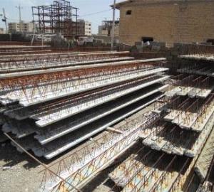دستورالعمل طراحی و اجرای سقف های تیرچه بلوک