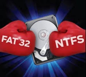 سیستم فایل NTFS