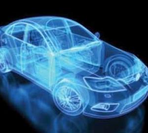تکنولوژی پیشرفته در صنعت خودرو