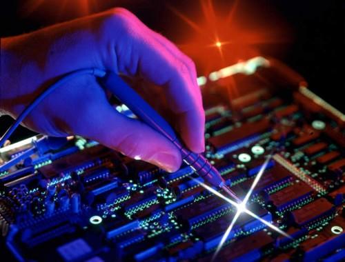 گزارش آزمایشگاه الکترونیک صنعتی