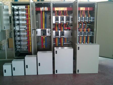 پروژه کار آفرینی تولید و مونتاژ تابلوهای برق فشار قوی و ضعیف